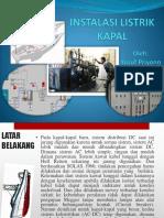 INSTALASI LISTRIK KAPAL.pptx