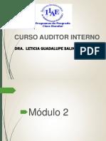 Curso Auditor Interno Modulo 2
