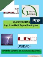 ELECTRICIDAD PONENCIA