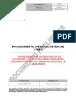 PROCEDIMIENTO DE ADMINISTRACION DE SUSTANCIAS Y TOMA DE MUES.pdf