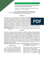 133158 ID Seleksi Dan Identifikasi Jamur Antagonis