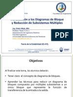 4- IE415 (Diagramas de Bloques - Reducción de Sistemas)
