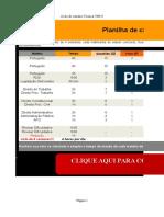 Plano de Estudos Aprovacao Agil - Tecnico TRT-9 PR 2019