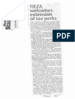 Manila Standard, Feb. 26, 2019, TIEZA welcomes extension of tax perks.pdf