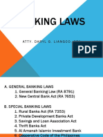 Banking Laws Revised