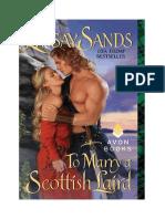 Casarse Con Un Laird Escocés
