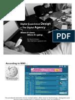 Digital Experience Design the Digital Agency 28979