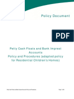 Petty Cash Fund