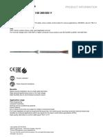 Lapp_pro100890en - Cabluri Olflex Classic 100 - 3g1,5-25g1,5