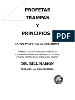 Profetas, Trampas y Principios