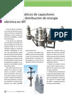 Ie294 Elecond Bancos Automaticos de Capacitores