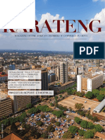 Karateng 1st Issue March 2019