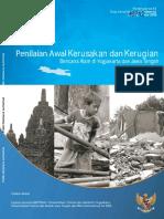 Penilaian Awal Kerusakan Kerugian Bencana (yogyakarta).pdf