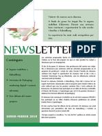 INSOAP Newsletter 04 Gener
