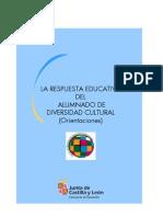 Respuesta Educativa del Alumnado de Diversidad Cultural_CREI