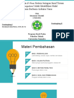 Creatif Bulb PowerPoint Template