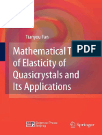 [Tianyou Fan] Mathematical Theory of Elasticity of(BookFi)