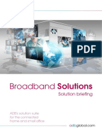 BB Solutions Solution Briefing 08-02-2019