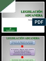 Legislación Aduanera 20 Enero 2015