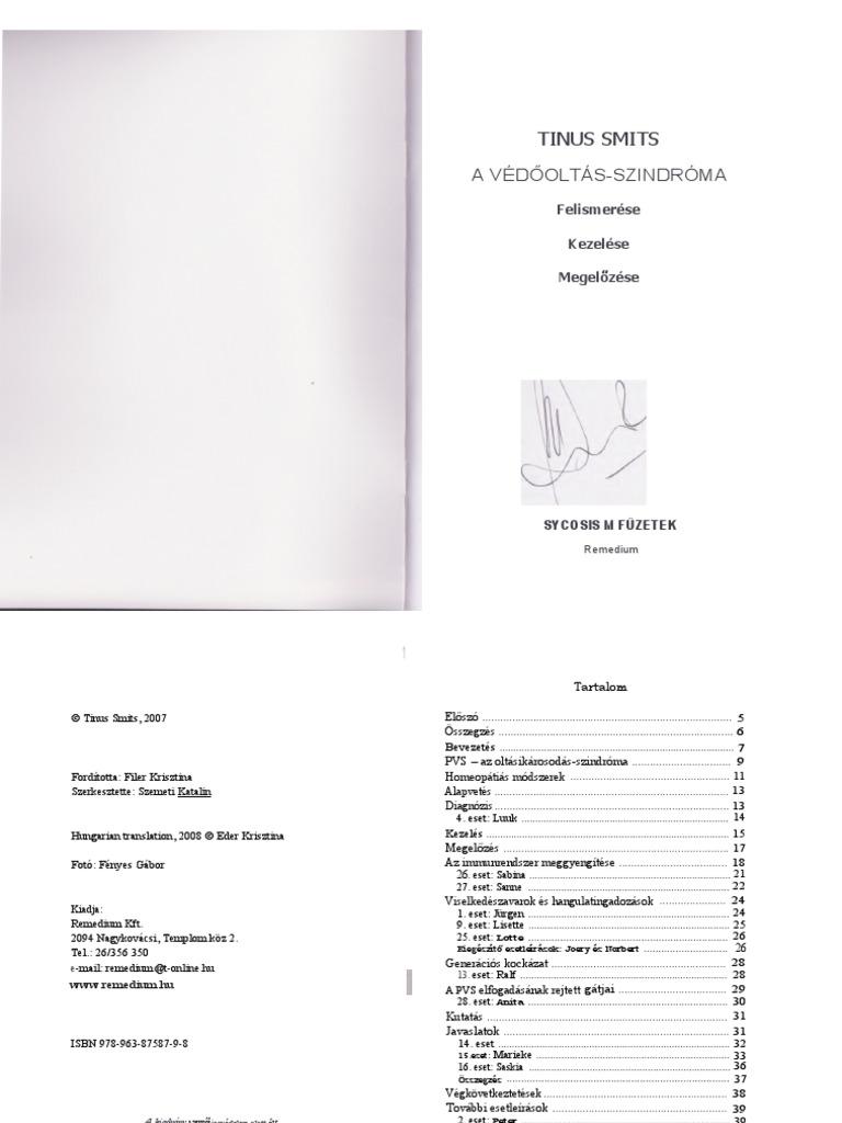 csípőízületi kezelés homeopátia véleménye)