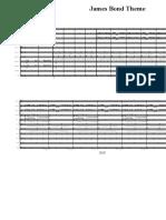 James Bond Theme.Score.pdf