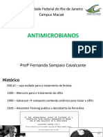 Antibacterianos 2018