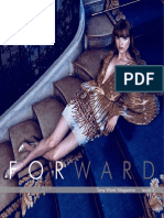 Tony Ward Magazine - Forward