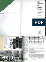 white elements graphic design