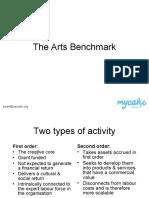 The Arts Benchmark