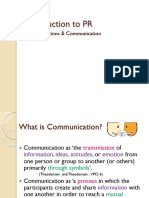 (5th)PR Communication