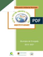 PEAM Envigado 2012-2021