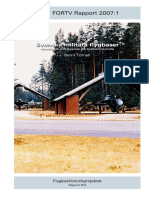 Swedish Air Fields