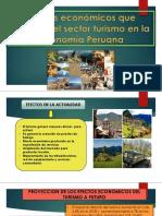 Efectos Del Turismo en La Economia