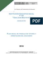 PLAN ANUAL DE TUTORÍA 2016 - I.E.I. N° 282 SAN JUAN BAUTISTA.docx
