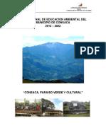 PEAM Nariño 2012-2020