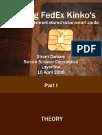 Hacking the SLE4442-LayerOne-Strom Carlson