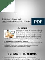 Bulimia Presentacion