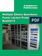 MCQs Protection Engineering Booklet 2