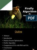Firefly Algorithm