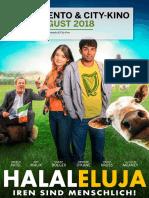 Moviemento & City-Kino Juli/August 2018