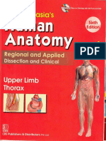 BD_Chaurasia's_Human_Anatomy, Volume 1 - Upper Limb Thorax, 6th Edition.pdf
