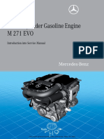 Mercedes Benz M271.860 EVO engine