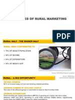 Principles of Rural Marketing