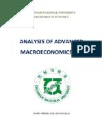 Analysis Advanced Macro 1