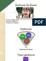 Síndrome de Down Presentacion