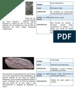 Geologia Rocas 4 Metamorficas