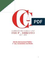 Sebenta DIP CC1 2018