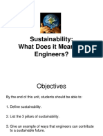 Lesson 01 Engineering and Sustainable Development