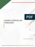 Aula 5 -Teoria e Prática Da Tradução