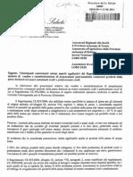 Nota Ministero Della Salute 4379-P 2011 (Pesce Crudo)
